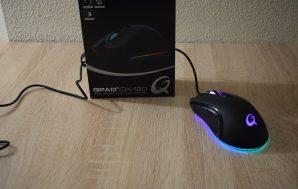 Qpad DX120. Análisis y demostración del ratón gaming