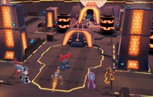 Los combates tácticos llegan con el lanzamiento de Transformers: Battlegrounds