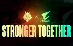 GIGABYTE AORUS y G2 Esports renuevan su alianza