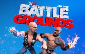 WWE 2K Battlegrounds – Análisis PS4. La lucha más libre…