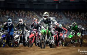 Milestone anuncia Monster Energy Supercross – The Official Videogame 4