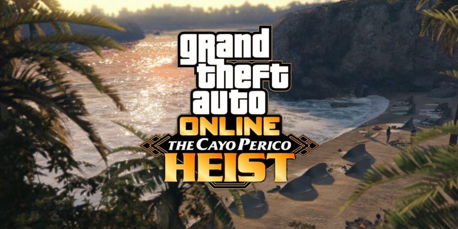 Golpe a Cayo Perico, la actualización más grande de GTA Online llega en  diciembreGTA Online: Golpe a Cayo Perico, la actualización que llega en  diciembre