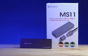 SilverStone MS11, review completa y unboxing en español
