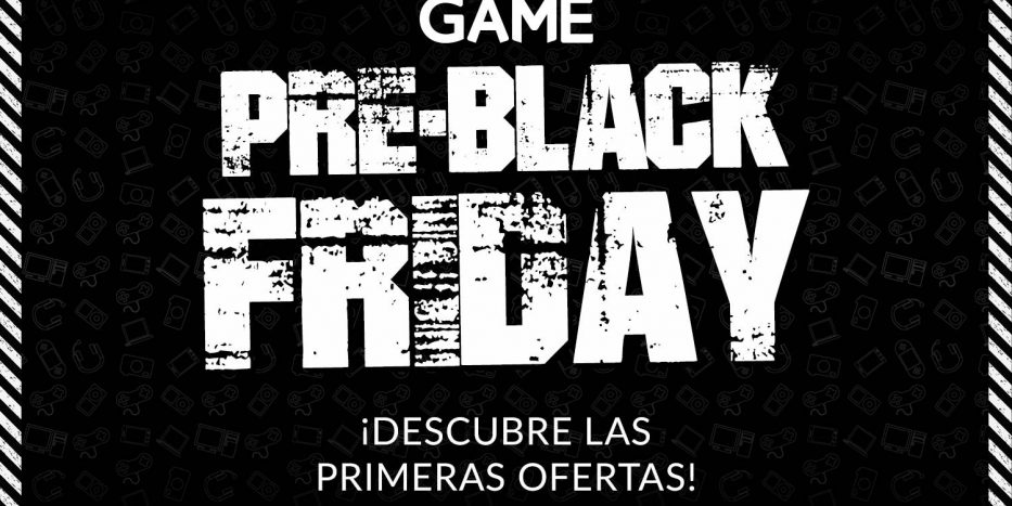 Pre-Black Friday GAME