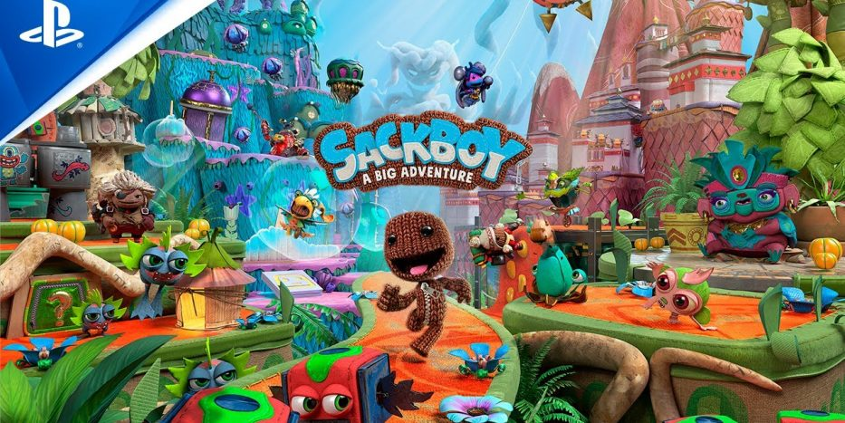 Sackboy: Una aventura a lo grande muestra su tráiler de lanzamientoSackboy: Una aventura a lo grande muestra su tráiler de lanzamiento