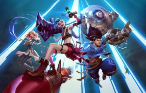 La beta abierta de League of Legends: Wild Rift se…