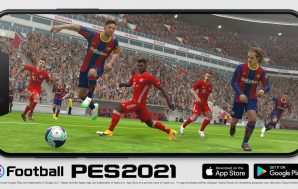 eFootball PES 2021 Mobile arrasa en descargas