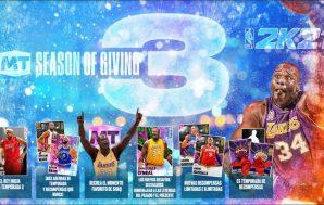 La Temporada 3 de Mi EQUIPO llega a NBA 2K21