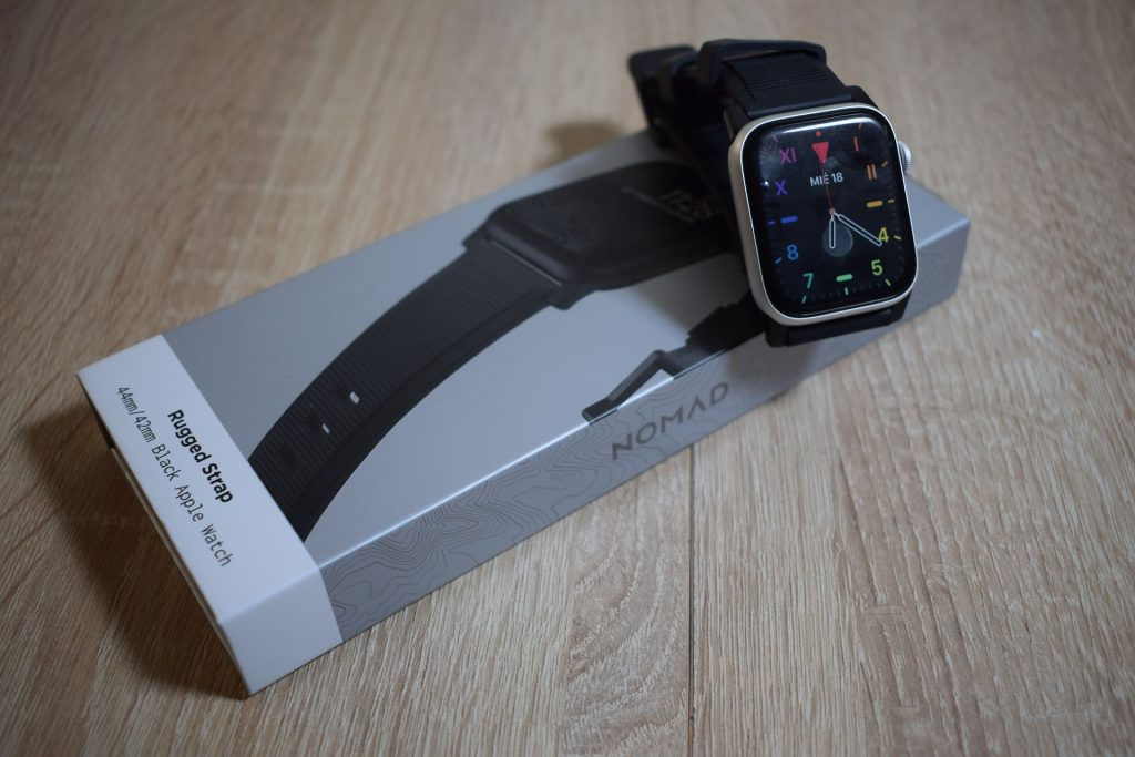 nomad apple watch