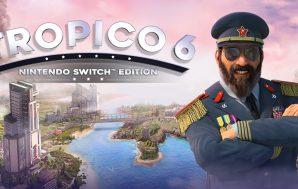 Trópico 6 Switch Edition. Análisis de la versión más portátil