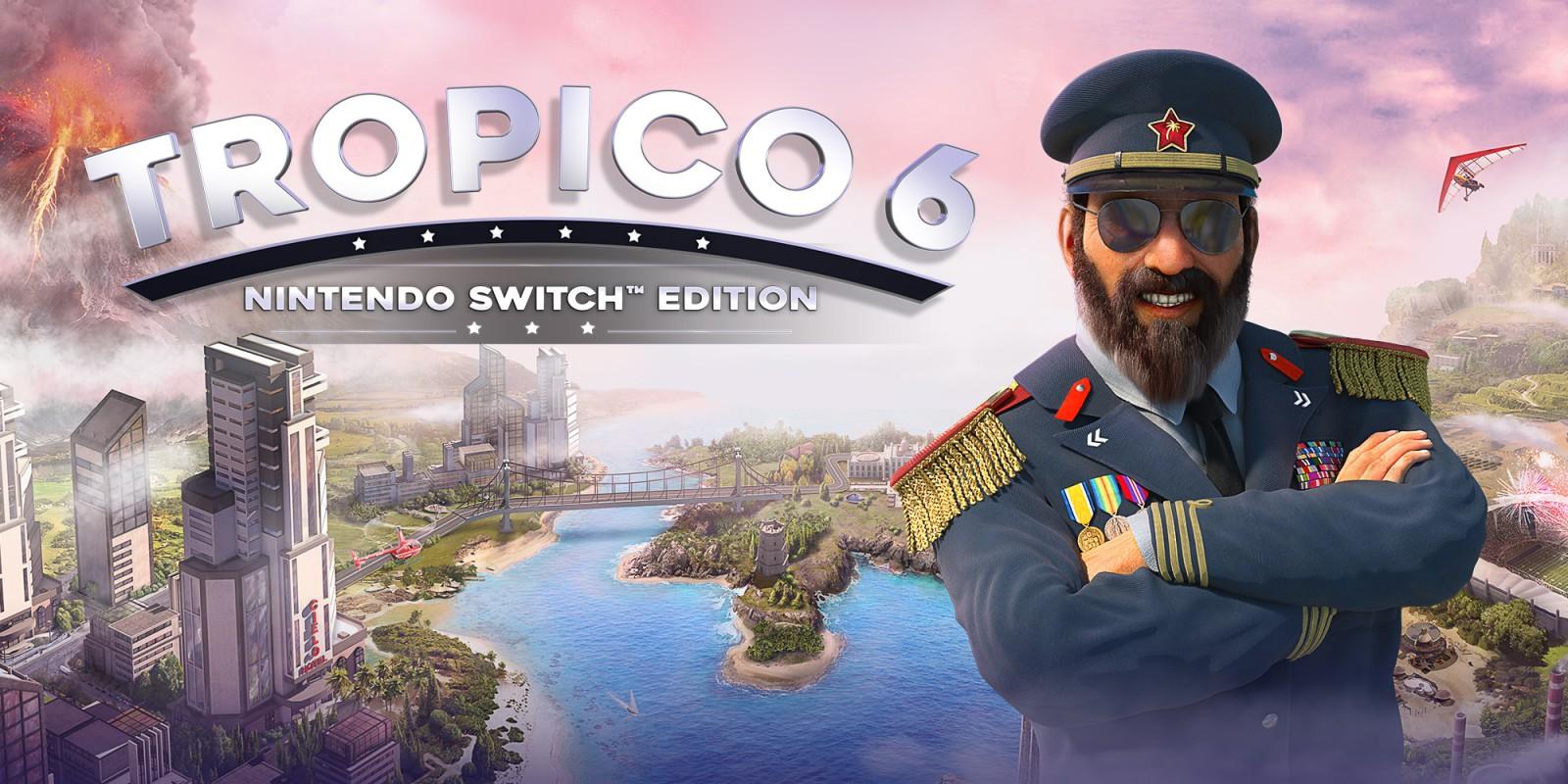 tropico 6 switch edition