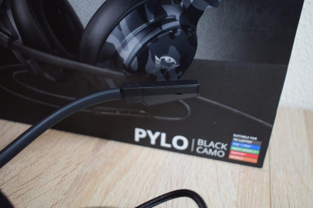 trust gxt 433k pylo black camo game it
