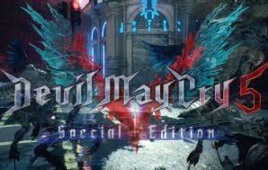 Devil May Cry V Special Edition. Análisis PS5. Mejorando un…