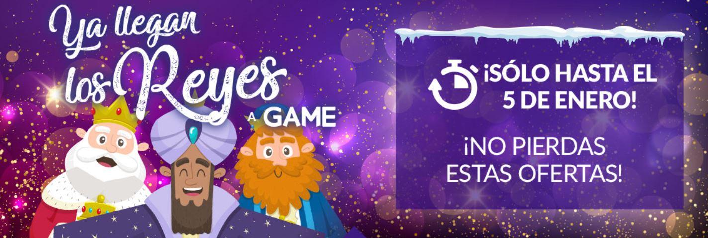 Ofertas Reyes GAME