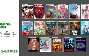 Confirmados los primeros juegos que llegarán a Xbox Game Pass…