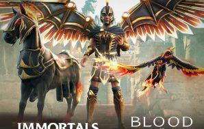 """Immortals Fenyx Rising recibe nuevo contenido de la serie """"Sangre…"""
