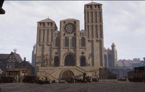 The Waylanders presenta Compostela y su catedral en su nuevo…