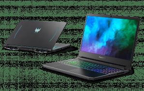 Acer actualiza los portátiles gaming Predator Triton, Nitro y la…