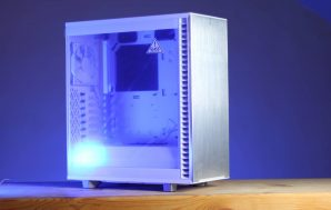 Fractal Design Define 7 Compact White, review y build gaming…