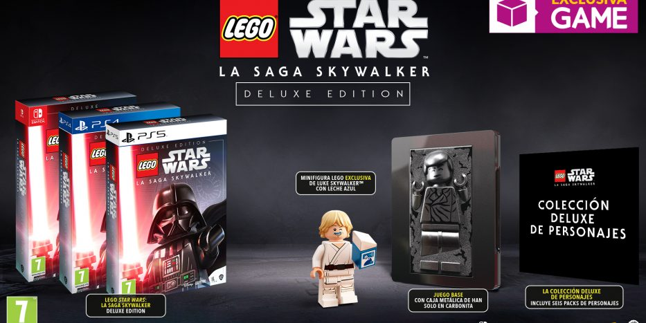 STAR WARS: LA SAGA SKYWALKER