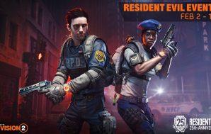 The Division 2 celebrará el 25 Aniversario de Resident Evil…