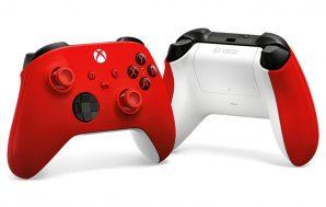 Microsoft presenta Pulse Red, su nuevo mando multiplataforma