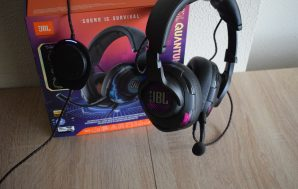 JBL Quantum One. Analizamos el primer headset gaming de JBL
