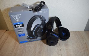 Turtle Beach Stealth 600 Gen 2. Análisis del headset inalámbrico