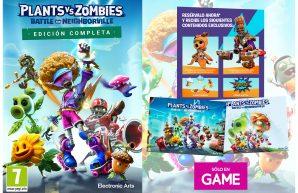 Plants vs. Zombies: Battle For Neighborville Edición Completa
