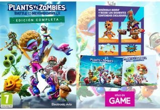 Plants vs. Zombies: Battle For Neighborville Edición Completa
