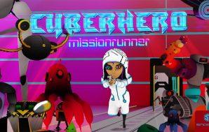 Cyber Hero Mission Runner llegará a Android el 24 de…