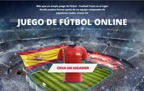 Football Team, análisis del juego de fútbol online