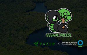 RAZER y la comunidad gaming se unen para salvar árboles…