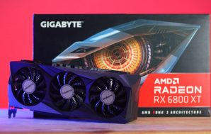 Gigabyte RX 6800 XT Gaming OC, review y unboxing en…