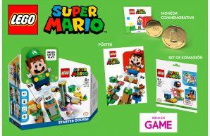 LEGO Super Mario -Luigi
