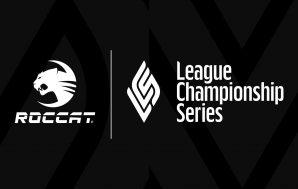 La League Championship Series (LCS) tiene nuevo proveedor oficial: Roccat