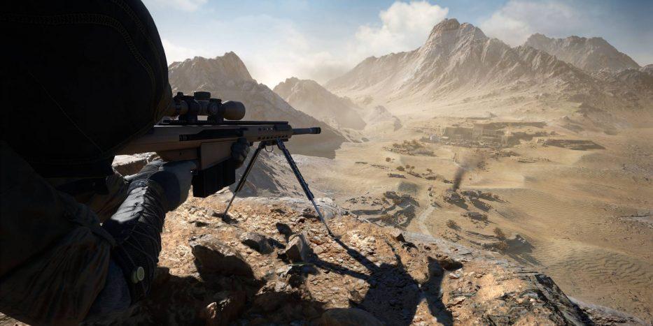 Nuevo tráiler de Sniper Ghost Warrior Contracts 2 presentando su nuevo  escenario de KuamarSniper Ghost Warrior Contracts 2 presenta su nuevo  escenario de Kuamar
