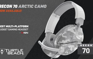 Turtle Beach Recon 70 Arctic Camo ya están disponibles