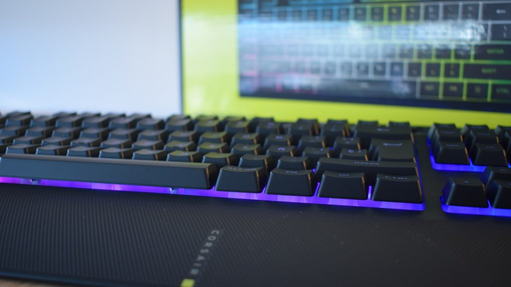 corsair k55 rgb pro xt game it
