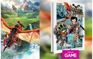 Un manga de regalo por la reserva de Monster Hunter…