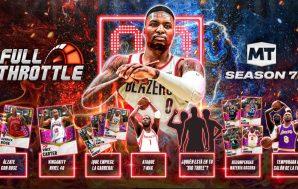 NBA 2K21 estrena nueva temporada de Mi Equipo