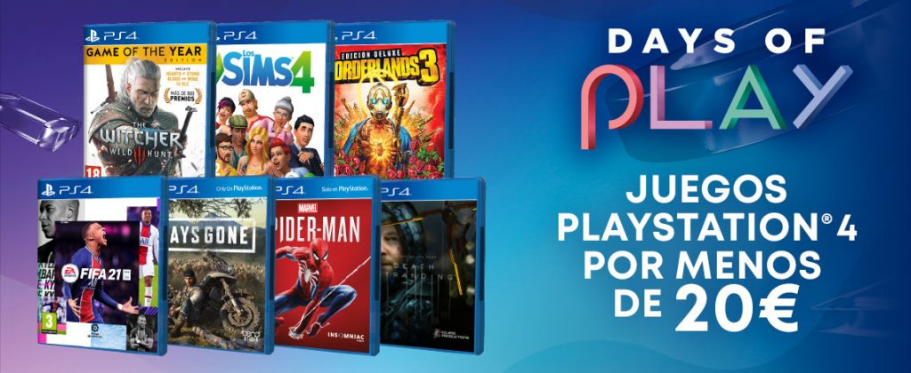 Days of Play PS4