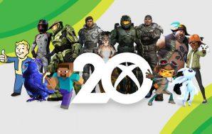 Xbox cumple 20 años