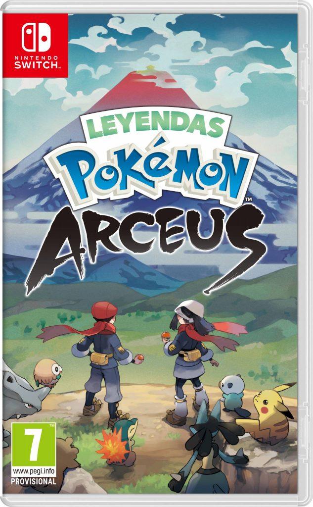 Leyendas Pokémon Arceus