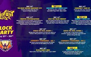 Knockout City anuncia su Fiesta Privada, un evento gratuito para…