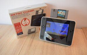 Retro Champ. Análisis de la consola retro de NES y…