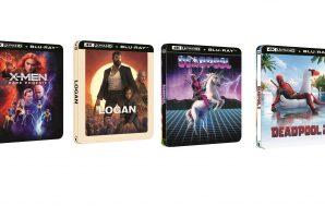 Disney presenta su nueva colección de Steelbooks lenticulares