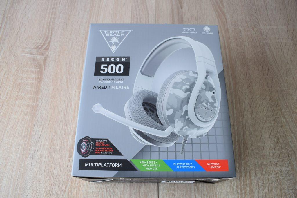recon 500