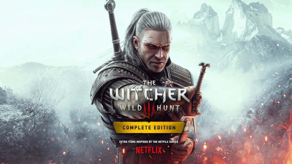 Netflix inspira DLC The Witcher