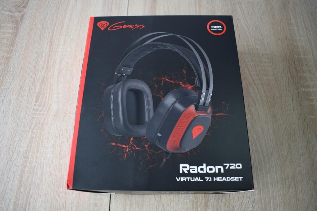 caja del genesis radon 720